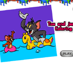 Tom i Jerry bojenje