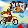 Moto X3M zabava na bazenu