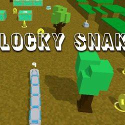 Blocky Snake
