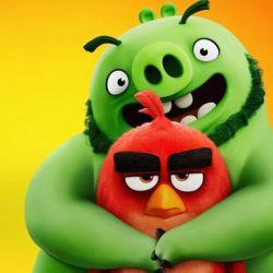 Fun Angry Birds Jigsaw
