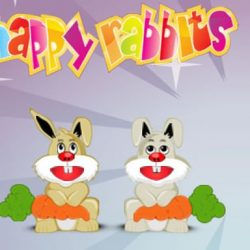 Happy Rabbits Game
