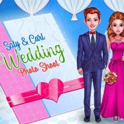 Saty & Carl Wedding Photo Shoot
