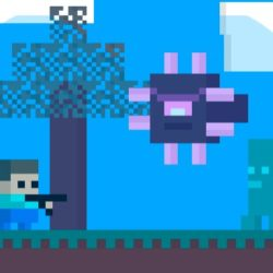 Steve AdventureCraft Aqua