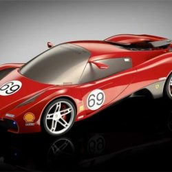 Super Cars Ferrari Puzzle