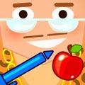 Olovka i jabuka