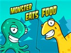 Čudovišta se bore za hranu
